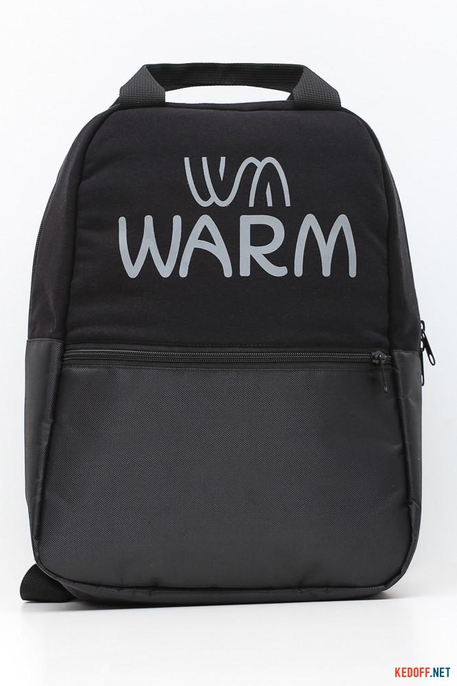 Рюкзак Warm 4007195   (чёрный) купить Украина
