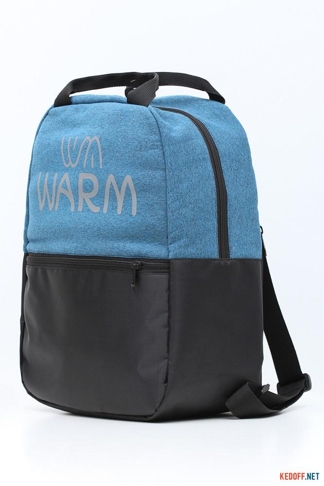 Купить Рюкзак Warm 4 007 196   (синий)