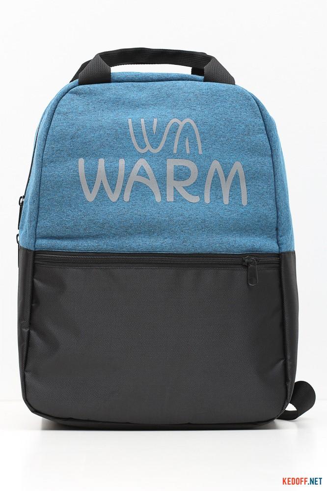 Рюкзак Warm 4 007 196   (синий) купить Украина