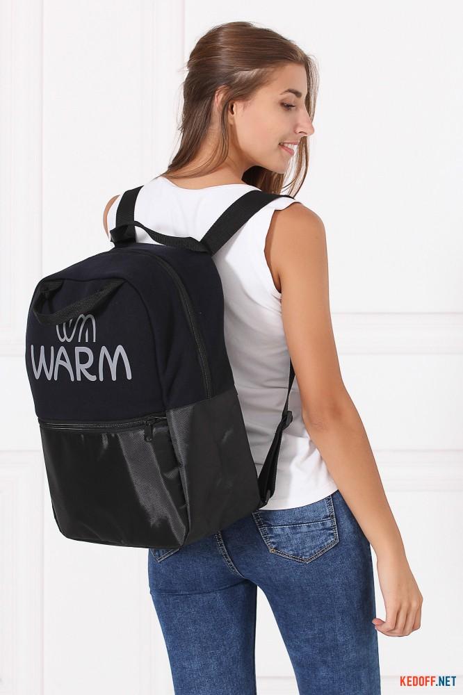 Купить Сумка Warm 4 007 205   (тёмно-синий)