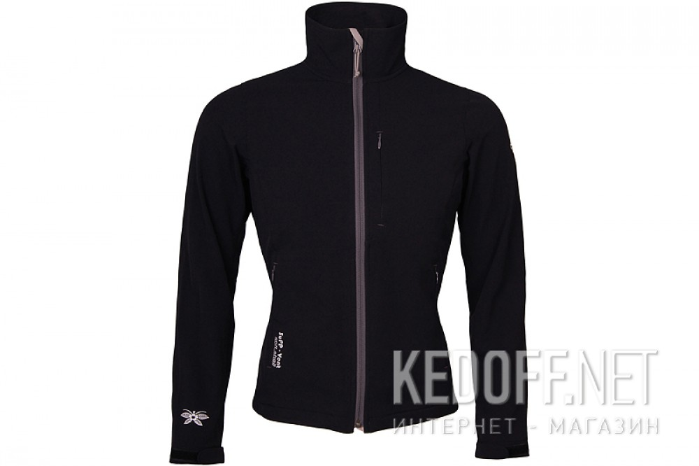 Jacket Forester The Four Elements Black 458039