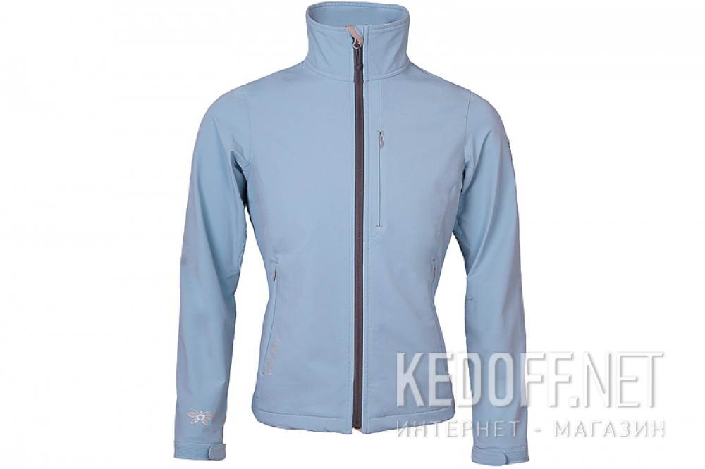 Jacket Forester The Four Elements Blue 458 305