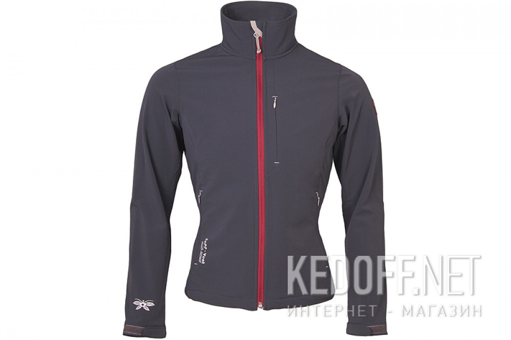 Jacket Forester The Four Elements Grey 458350