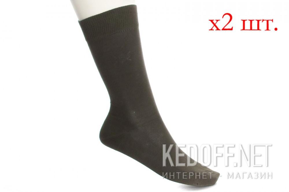 Купить Мужские Носки Mexx 476025-7 (коричневый)