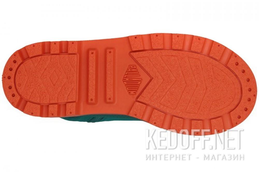 Детские ботиночки Palladium Duo Chrome Zipper 53159-441