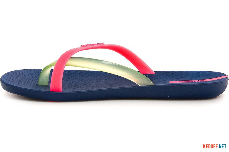 Women flip flops Ipanema Mix color 81137-23375 Made in Brazil