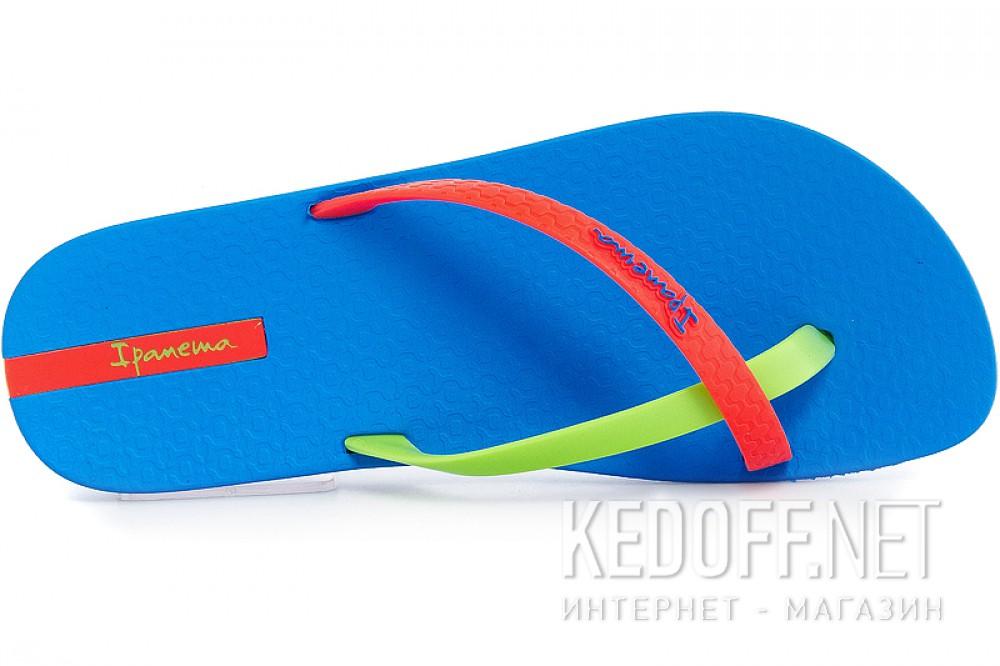 Flip Flops Ipanema Mix Color 81137-24010 Blue | Light green | Orange