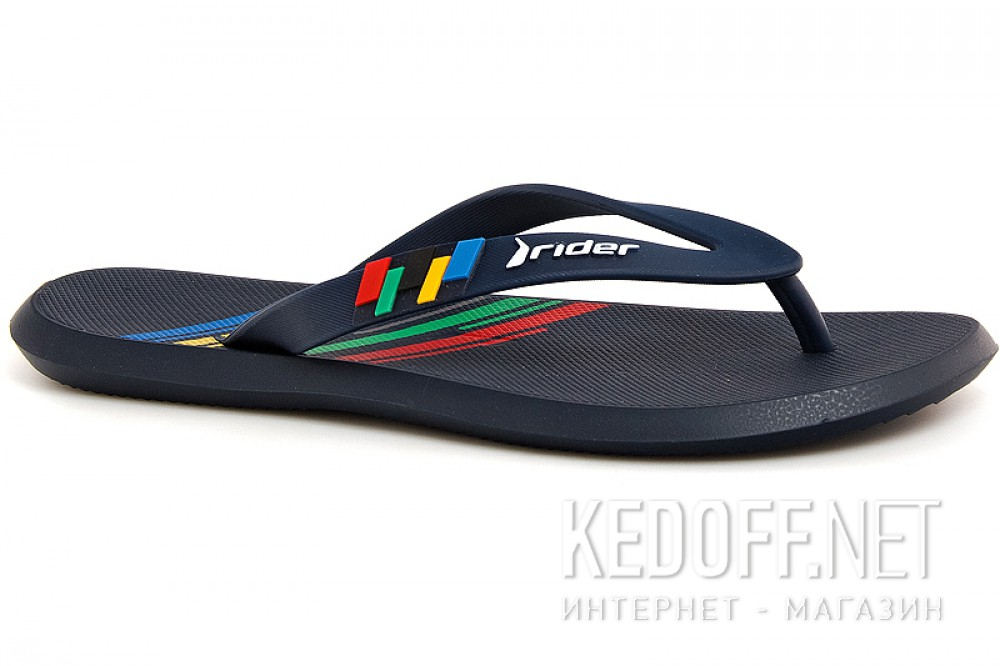 Men's flip flops Rider R1 Olympics 81530-21724 Made in Brazil