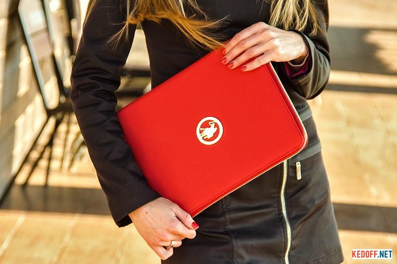 Купить Клатч U.S. Polo Assn 8300   (красный)