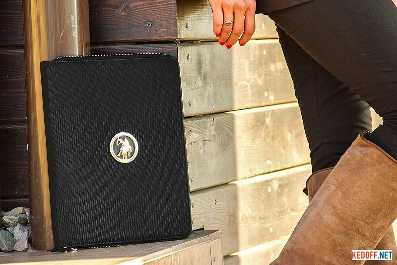 Купить Клатч U.S. Polo Assn 8300-3   (чёрный)