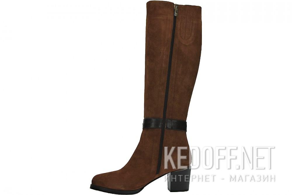 Женские сапоги Nine West 84758   (коричневый) купить Киев