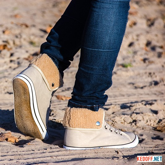 Sneakers Forester 9088-1 Beige
