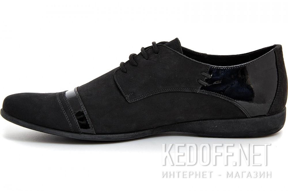 Мужские классические туфли Subway 15320-945   (чёрный) купить Украина