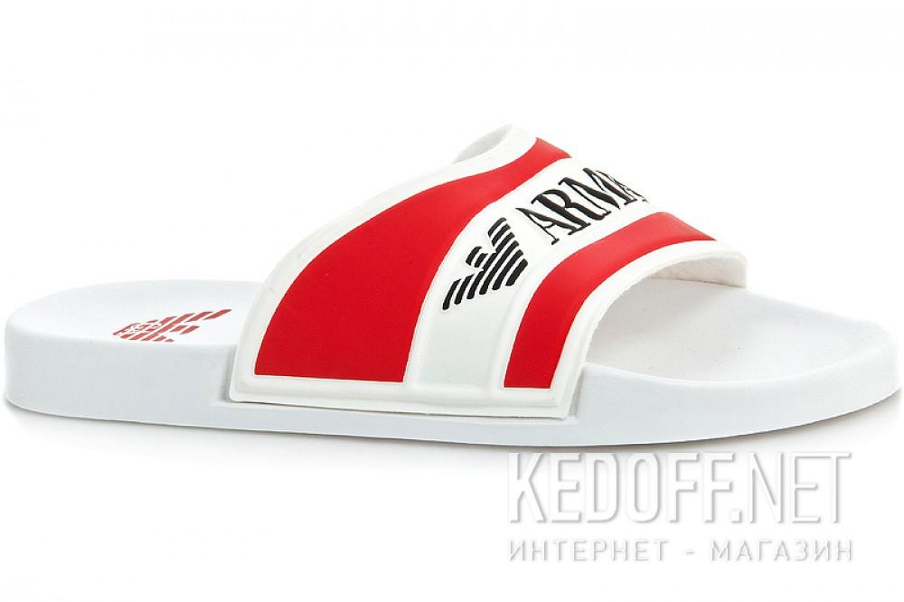 Сланці Armani Junior Flip Flops Rosso 4519-13 Made in Italy