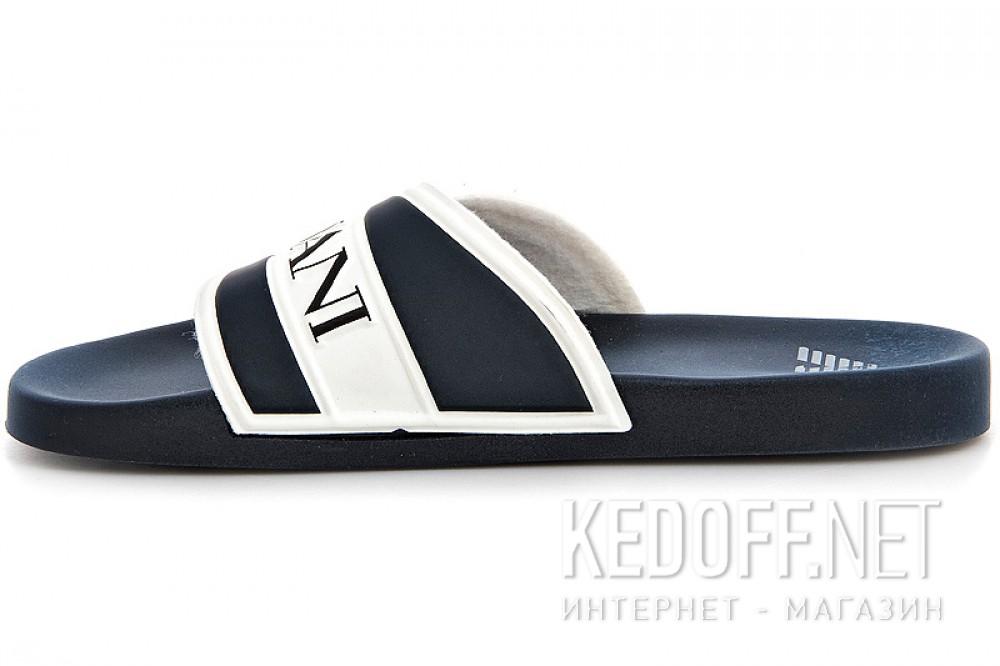 Сланці Armani Junior Flip Flops Blue 4519-89