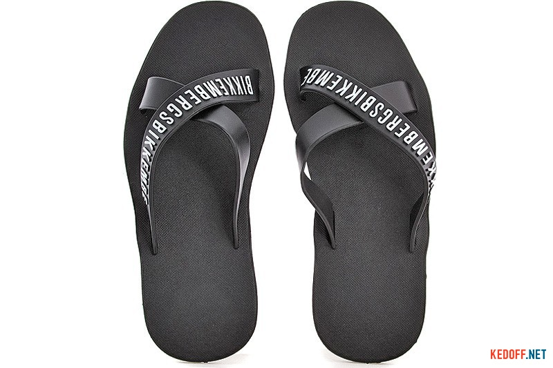 Шльопанці Bikkembergs Mens Flip Flops 568-27 MADE IN iTALY