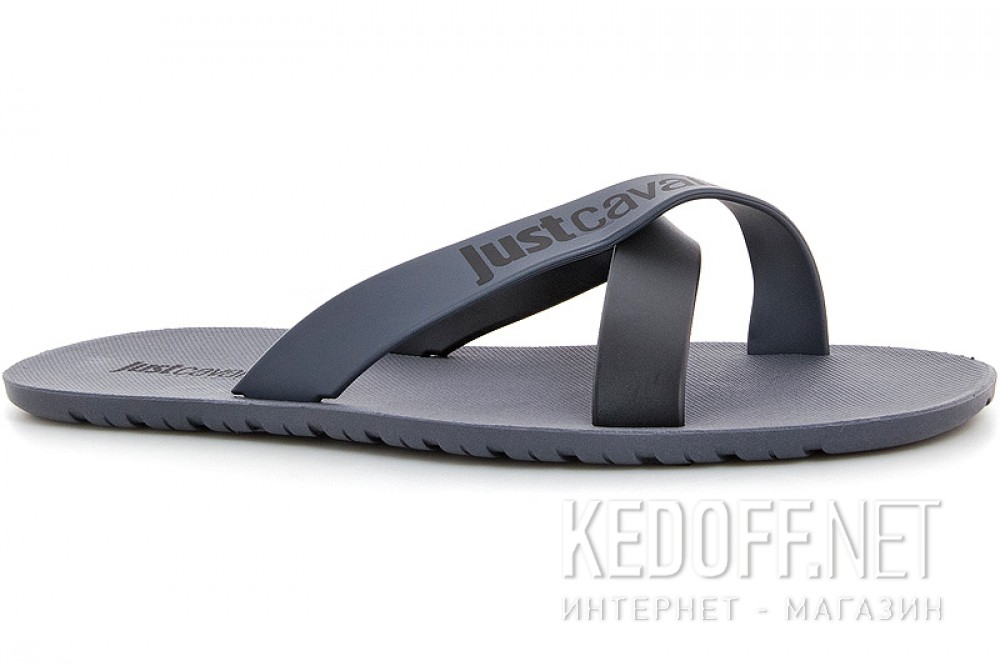 Чоловічі капці Just Cavalli Flip Flops 570-37 Made in Italy