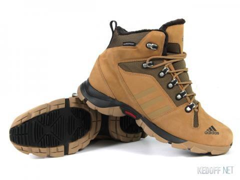 зимние мужские ботинки адидас фото