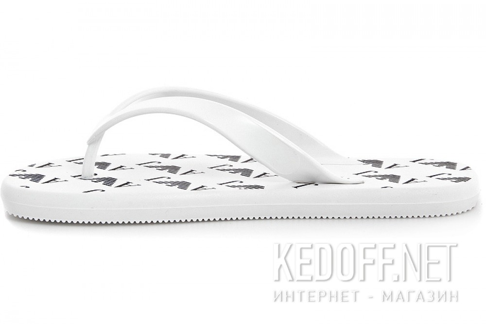 Вьетнамки Armani Jeans Flip Flops R6548-13 Made in Italy