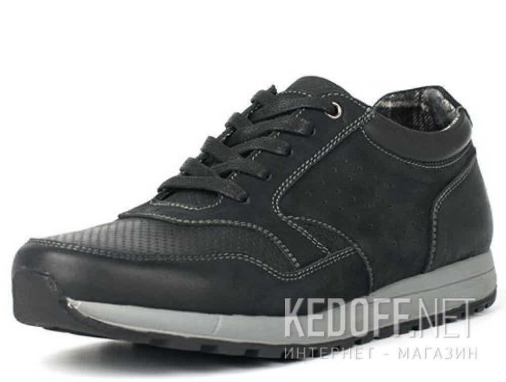 Мужские кожаные кроссовки Alpine Crown ACFW-170312 купить Украина
