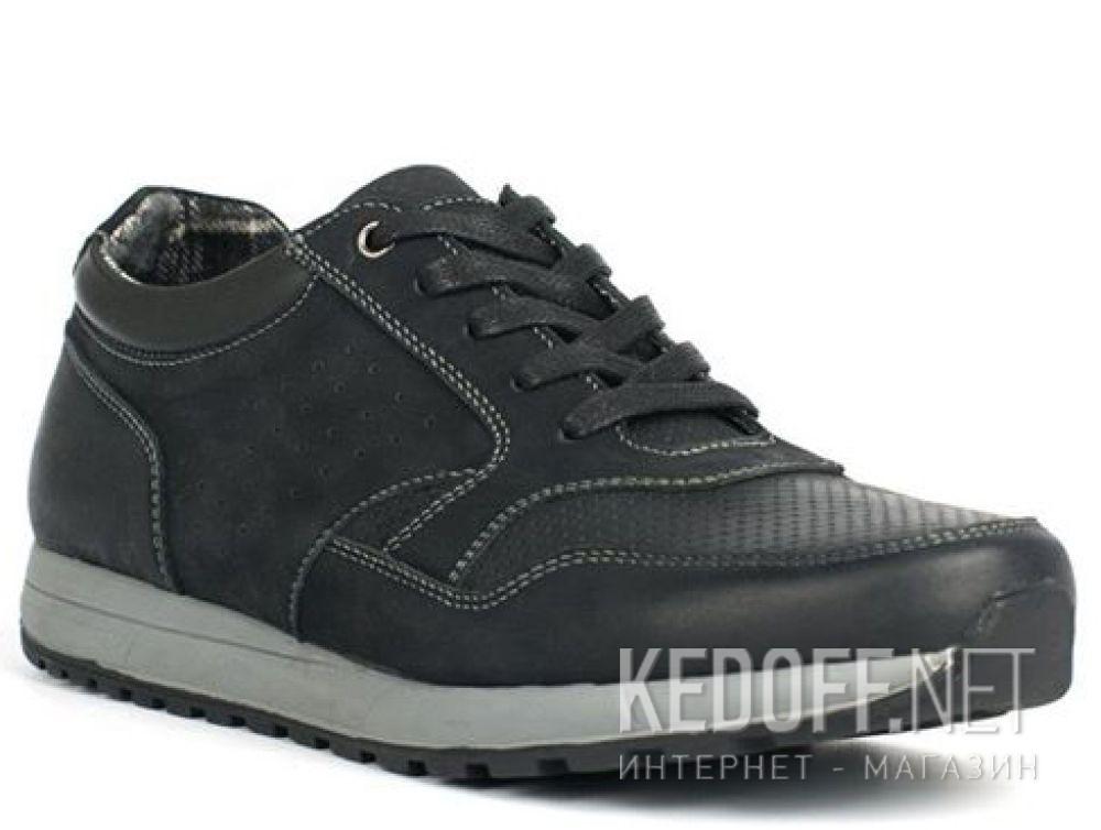 Купить Мужские кожаные кроссовки Alpine Crown ACFW-170312