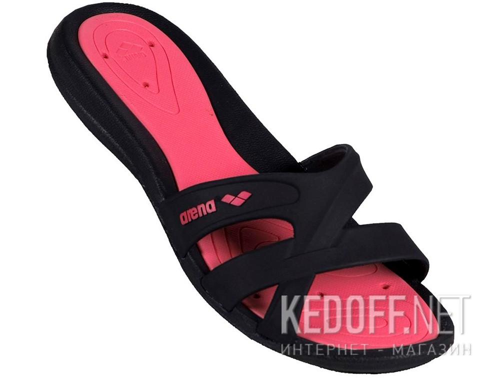 Купить Вьетнамки Arena Athena Woman Hook 80680-95 унисекс   (коралловый/розовый/чёрный)