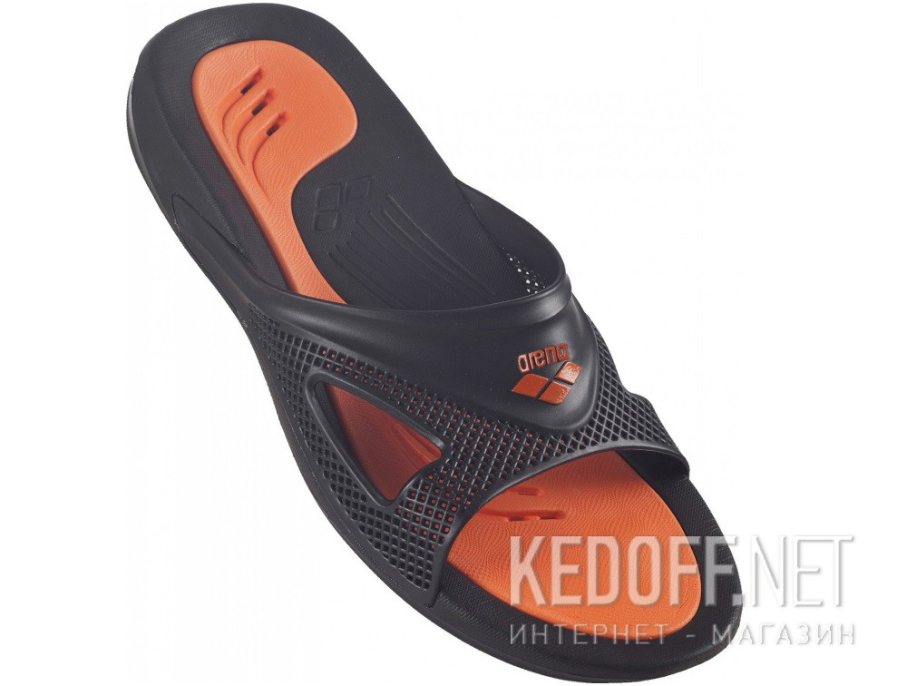 0542976c4c37 Shop Flip-flops Arena Hydrofit Man 80706-53 Hook (black) at Kedoff ...