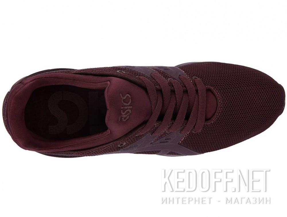 Оригинальные Мужская спортивная обувь Asics Gel-Kayano Trainer Hn6ao-5252   (бордовый)