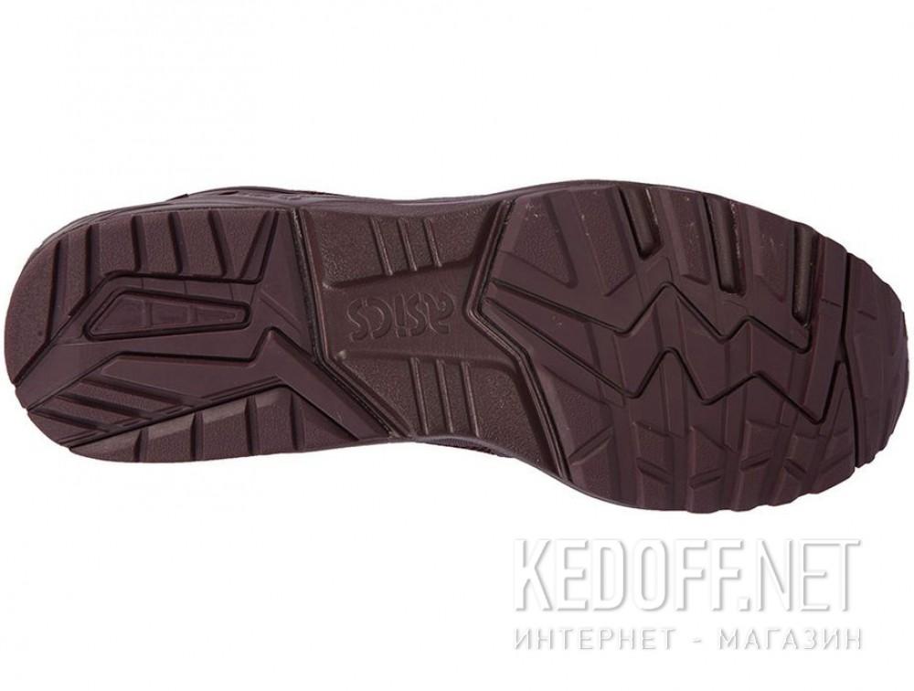 Мужская спортивная обувь Asics Gel-Kayano Trainer Hn6ao-5252   (бордовый) описание
