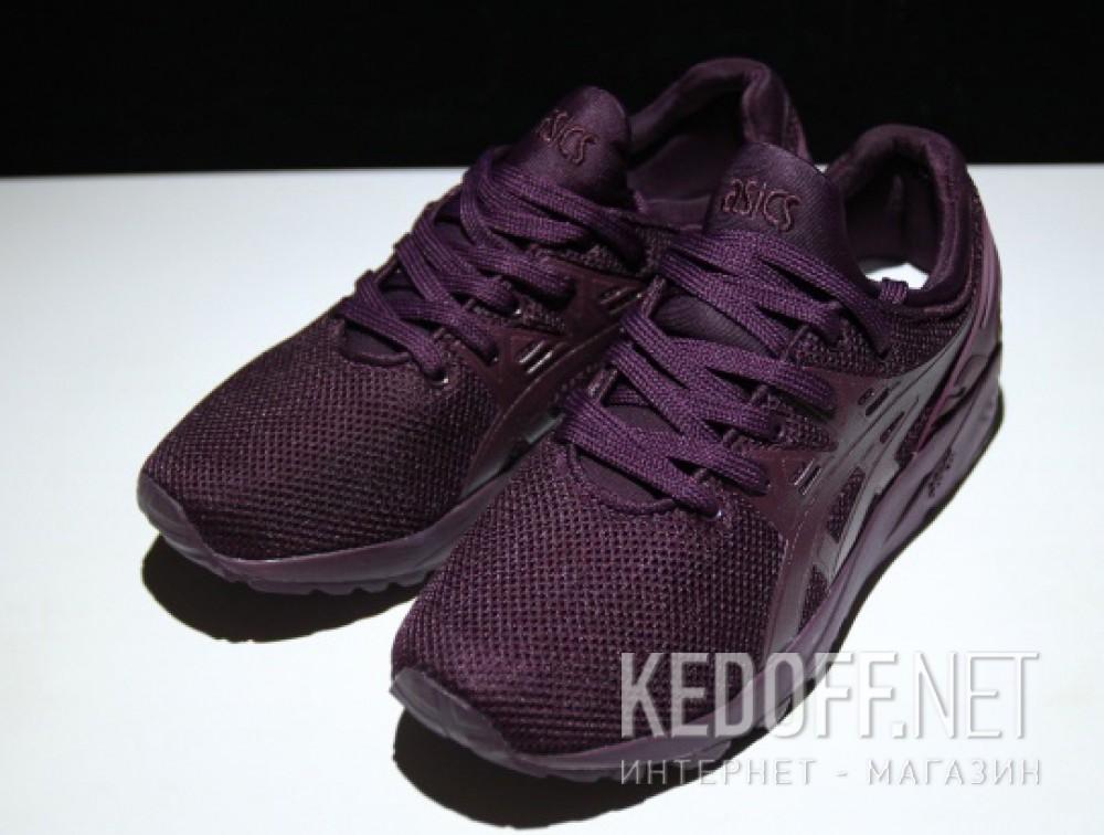 Цены на Мужская спортивная обувь Asics Gel-Kayano Trainer Hn6ao-5252   (бордовый)