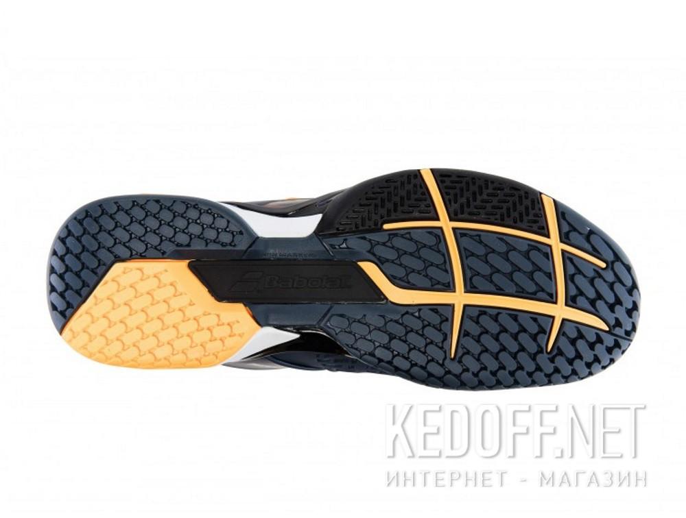 Цены на Мужская спортивная обувь Babolat Propulse Fury All Court M 30S17208/176   (чёрный)