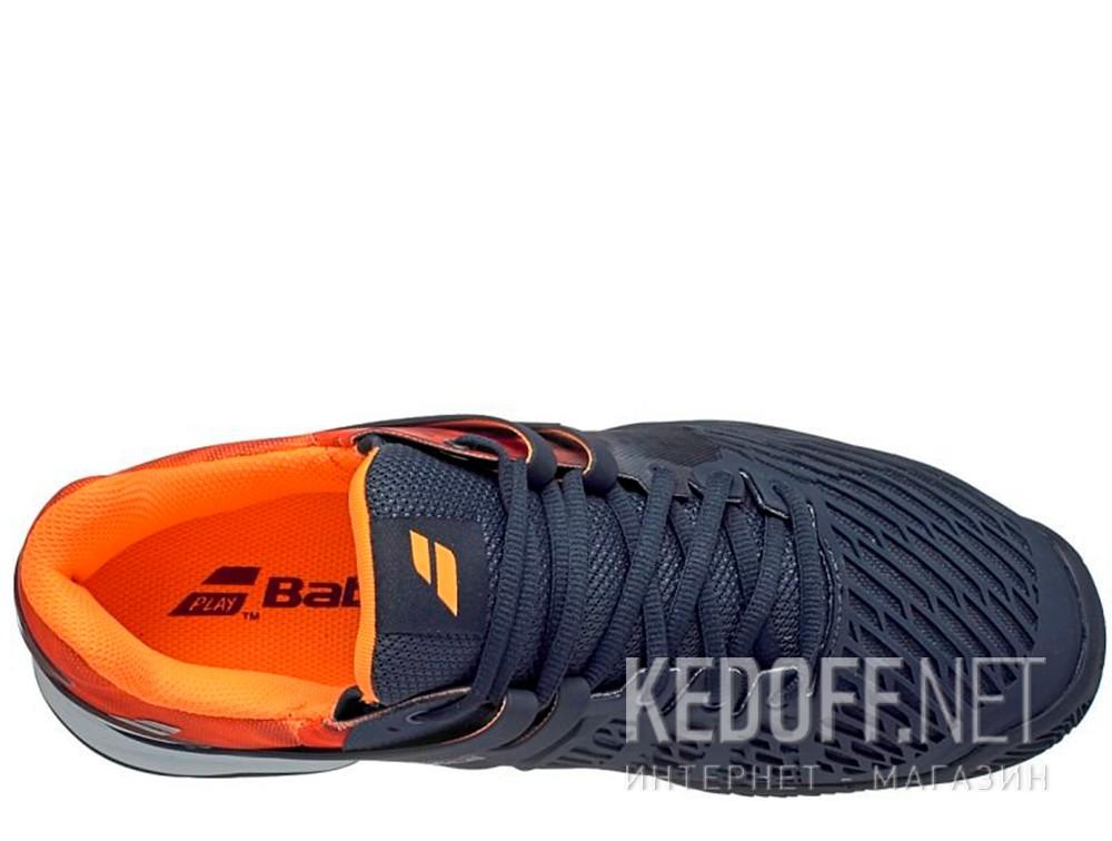 Спортивная обувь Babolat Propulse Fury Clay Men 30S17425/176 унисекс   (оранжевый/чёрный) купить Киев