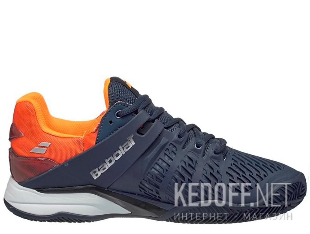 Спортивная обувь Babolat Propulse Fury Clay Men 30S17425/176 унисекс   (оранжевый/чёрный) купить Украина