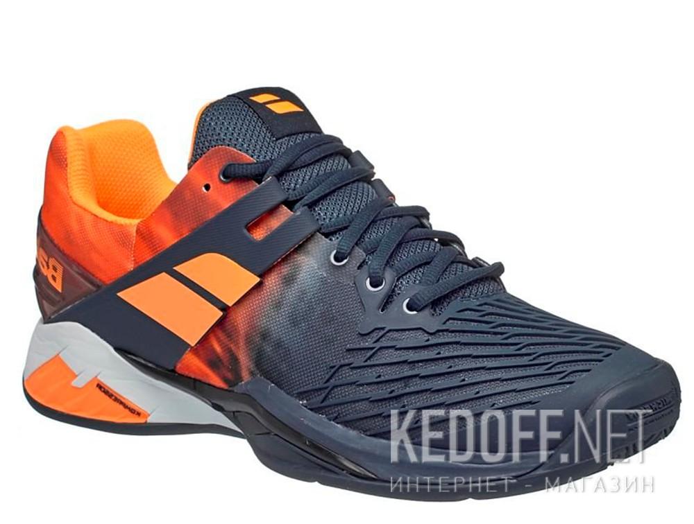 Купить Спортивная обувь Babolat Propulse Fury Clay Men 30S17425/176 унисекс   (оранжевый/чёрный)