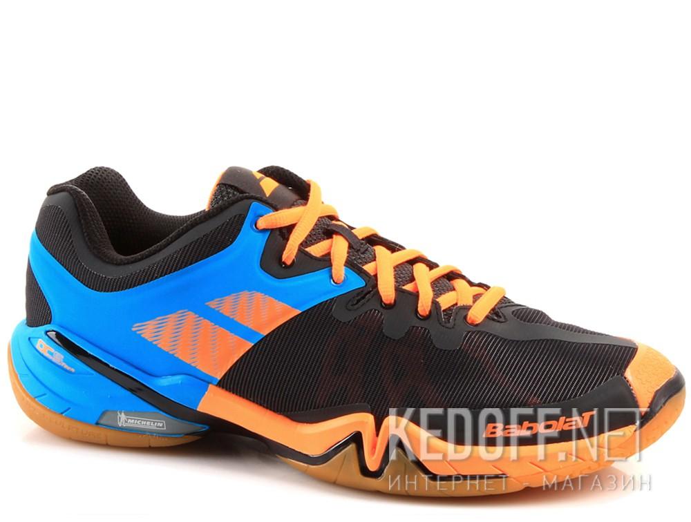 Спортивная обувь Babolat Shadow Tour Men 30S1701/162 унисекс   (голубой/оранжевый/чёрный)