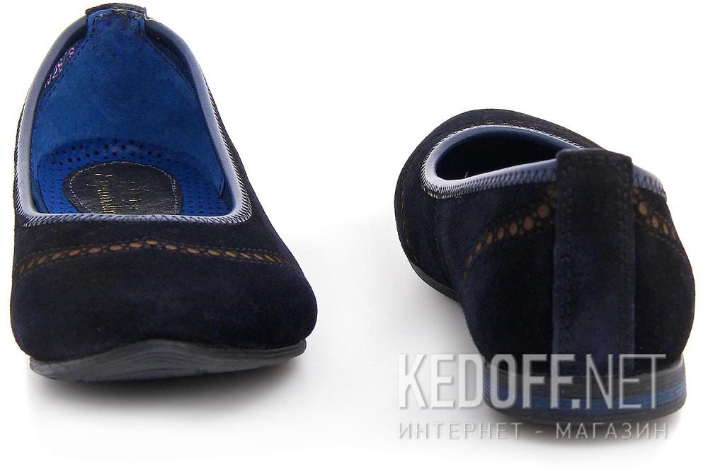 Балетки Las Espadrillas 018003-04026BU (синий) купить Киев