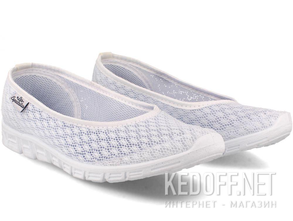 Балетки Las Espadrillas 32636-13 (Білий) в магазині взуття Kedoff ... 0544523dbe8a6