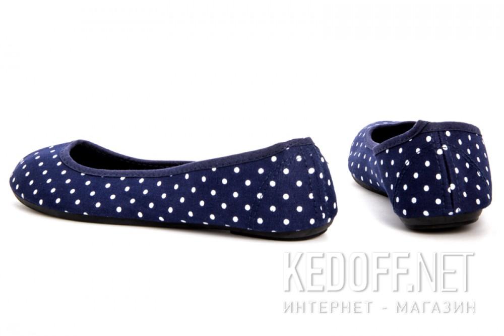 Чешки Las Espadrillas 804 унисекс   (синий) купить Киев