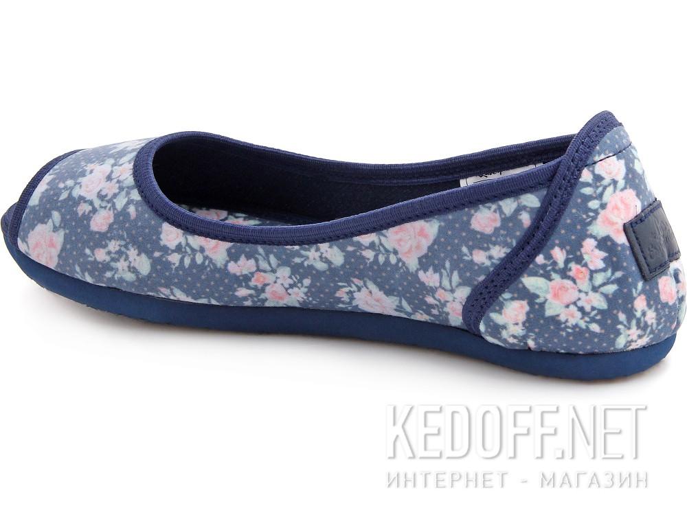 Балетки Las Espadrillas 72335-8034    (розовый/синий) купить Киев
