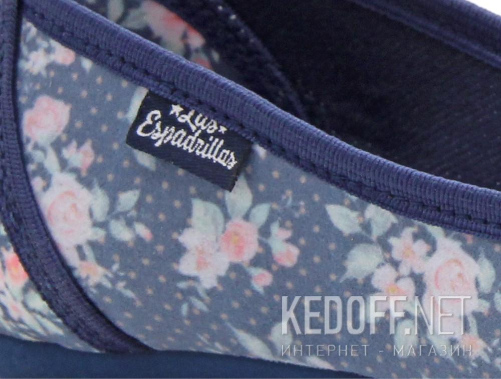 Балетки Las Espadrillas Flower Ballerinas 72335-8034