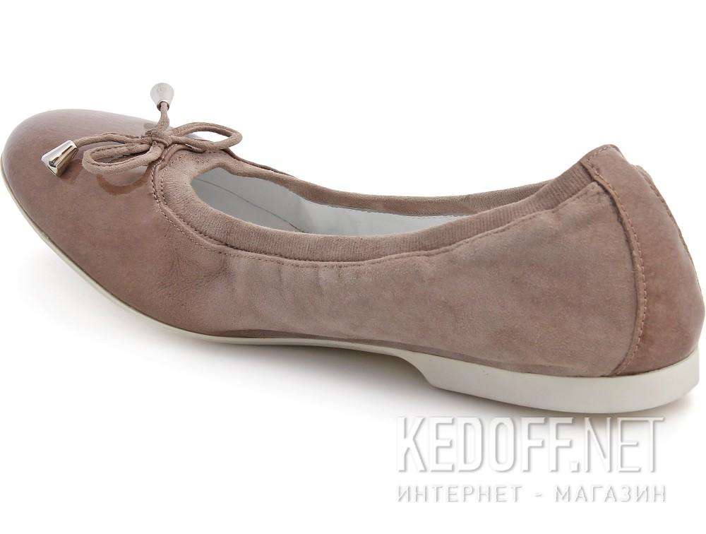 Женские балетки Roberto Botticelli 16321-18   (бежевый) купить Украина