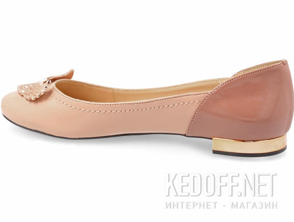 Женские балетки Werner 062068-34   (розовый) купить Украина