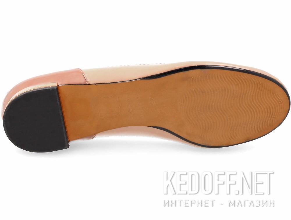 Женские балетки Werner 062068-34   (розовый) купить Киев