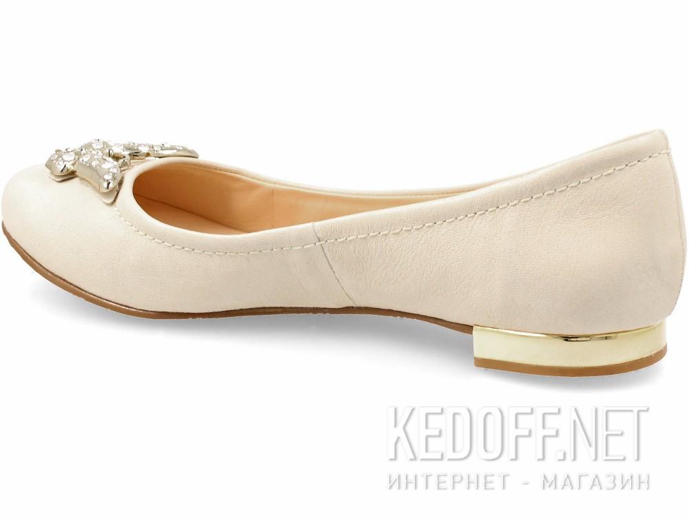 Женские балетки Werner 062072-18   (бежевый)