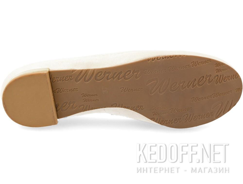 Балетки Werner 062072-18