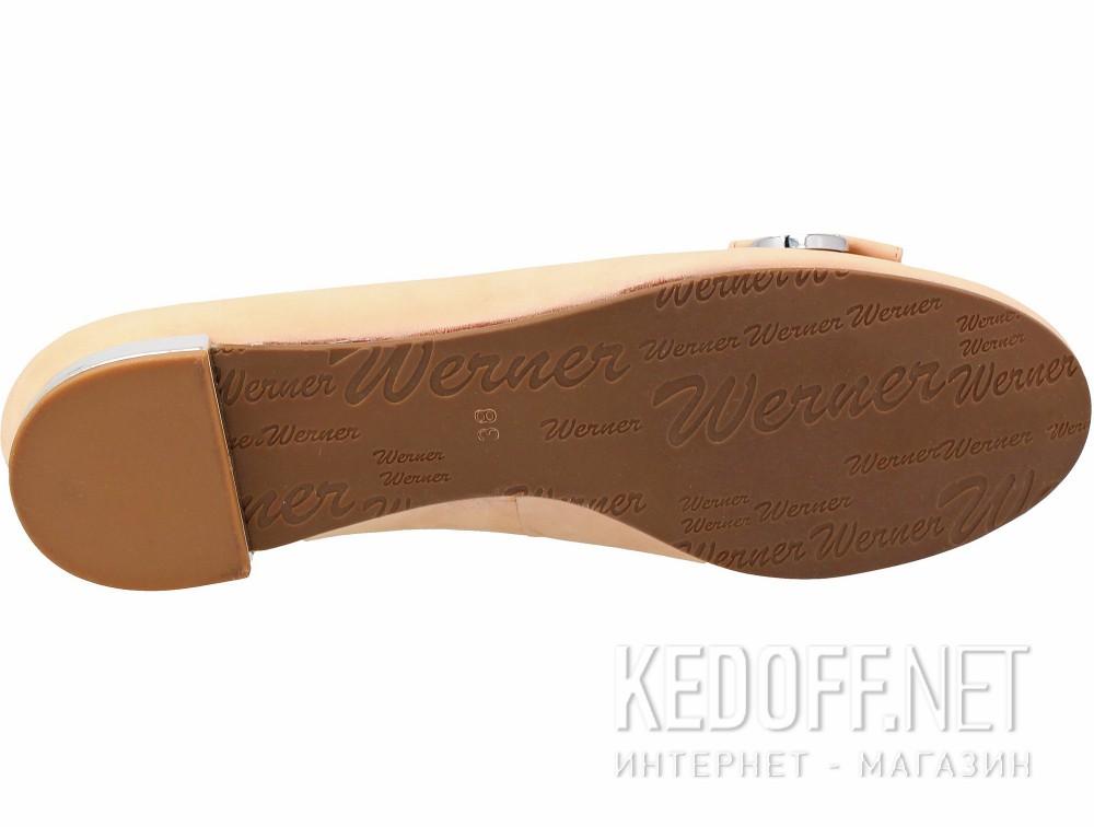 Балетки Werner 062084-18