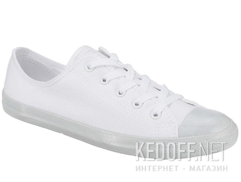 Купить Белые кеды Converse Chuck Tailor All Star Dainty OX 563475C