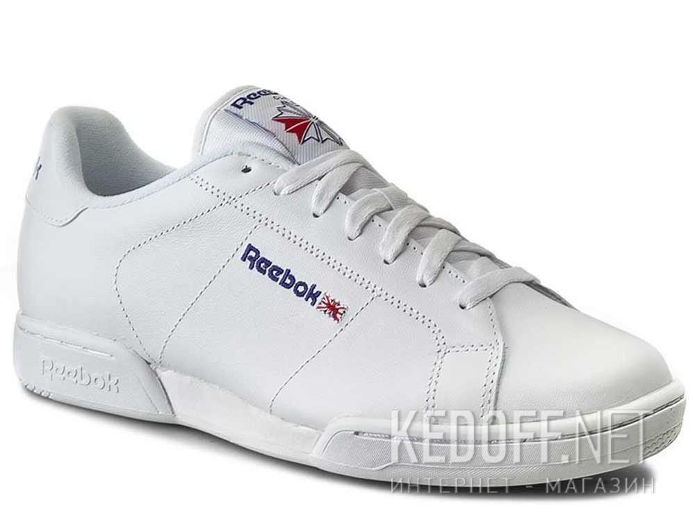 Купить Белые кроссовки Reebok Classic NPC II 1354