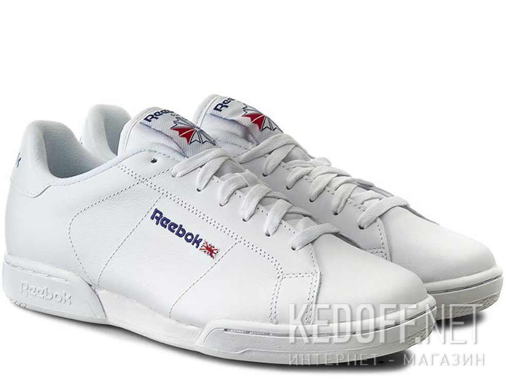 Белые кроссовки Reebok Classic NPC II 1354 купить Украина