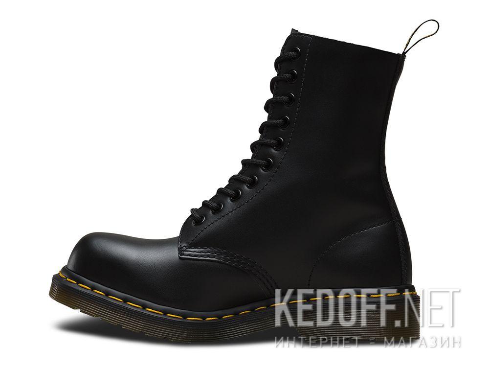 Берцы Dr.Martens 1919 Black Fine Haircell  DM10105001 купить Украина